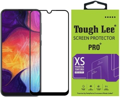 Tough Lee Edge To Edge Tempered Glass for Samsung Galaxy A50s, Samsung Galaxy A30s, Samsung Galaxy A50, Samsung Galaxy A30, Samsung Galaxy M30, Samsung Galaxy M30s, Samsung Galaxy A20, Samsung Galaxy M21, Samsung Galaxy M31, Samsung Galaxy F41(Pack of 1)