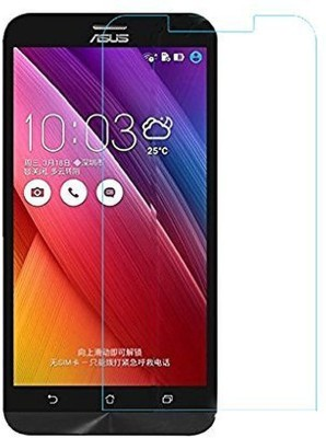 VaiMi Tempered Glass Guard for Asus ZenFone Max(Pack of 1)