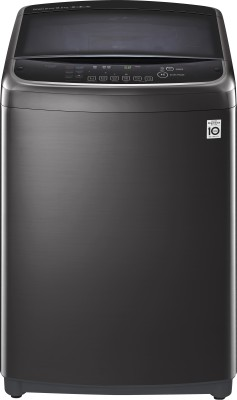 LG 18 kg Fully Automatic Top Load with In-built Heater Black(THD18STB)