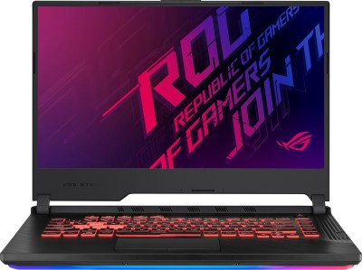Asus ROG Strix G Core i5 9th Gen - (8 GB/512 GB SSD/Windows 10 Home/4 GB Graphics) G531GT-BQ002T Gaming Laptop(15.6 inch, Black, 2.4 kg)
