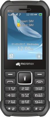 Micromax X744(Black)
