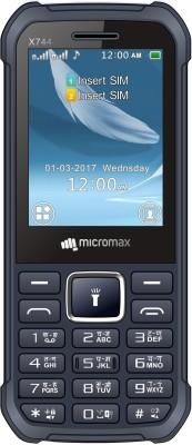 Micromax X744(Blue)