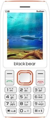 Blackbear C-99 Sultan(White & Orange)