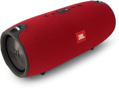 JBL Xtreme Portable Bluetooth Speaker(Red, Stereo Channel)
