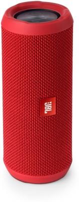 JBL Flip 3 Splashproof 16 W Portable Bluetooth Speaker(Red, Stereo Channel)