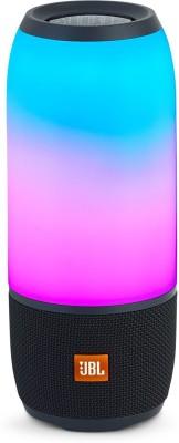 JBL Pulse 3 Portable Bluetooth Speaker(Black, Stereo Channel)
