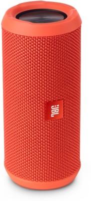 JBL Flip 3 Splashproof 16 W Portable Bluetooth Speaker(Orange, Stereo Channel)