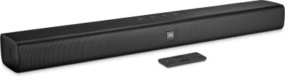 JBL Bar Studio Bluetooth Soundbar(Black, Stereo Channel)