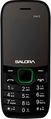 Salora Volt 2(Black & Green)
