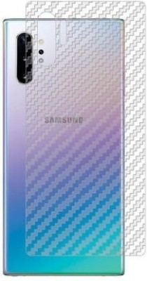 DSCASE Back Screen Guard for Samsung Galaxy M40(Pack of 1)