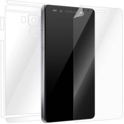 Mudshi Front and Back Screen Guard for Huawei Honor 10 Lite(Pack of 2)
