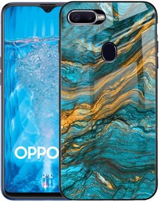 MV Back Cover for OPPO F9 Pro(Multicolor, Grip Case)