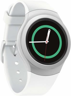 Samsung Gear S2 Smartwatch(White Strap, M)