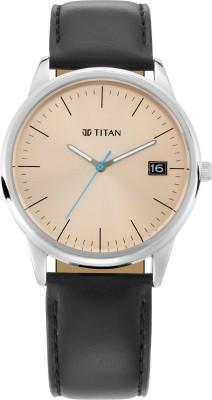 Titan 1836SL01 Analog Watch  - For Men