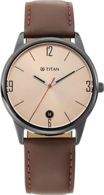 Titan 1836NL03 Analog Watch  - For Men