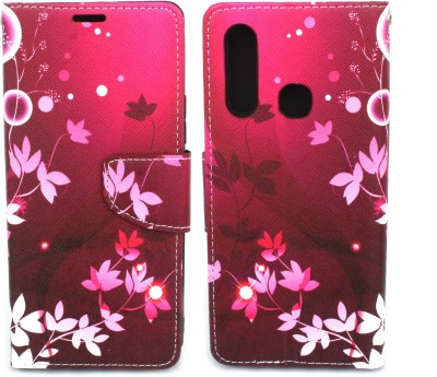 Fashion Flip Cover for Vivo Z1 Pro(Multicolor, Cases with Holder)