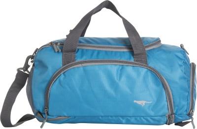 Gene MN 0291 SBLU Travel Duffel Bag Blue Gene Duffel Bags