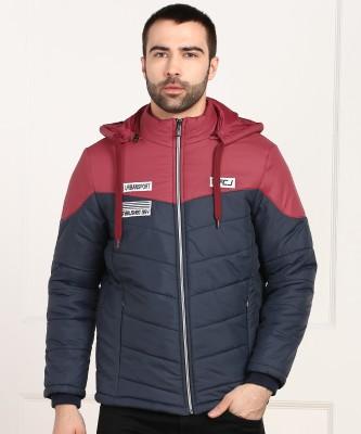 Breil By Fort Collins Full Sleeve Color Block Men Jacket