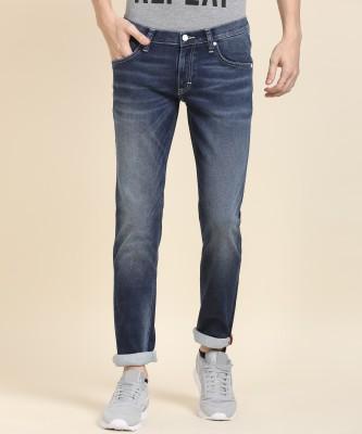 Lee Slim Men Blue Jeans