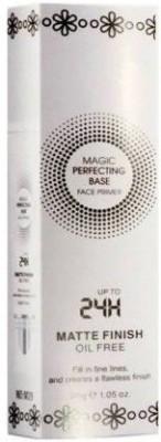GRAYLIN MAGIC FACE ILLUMINATING WATER PROOF PRIMER  Primer  - 30 ml(TRANSPARENT)
