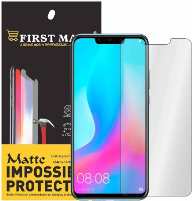 FIRST MART Impossible Screen Guard for Huawei Nova 3, Honor Nova 3(Pack of 1)