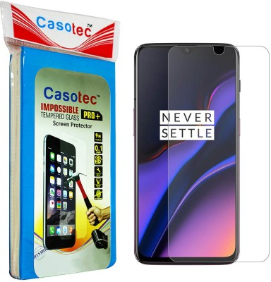 Casotec Impossible Screen Guard for OnePlus 7(Pack of 1)