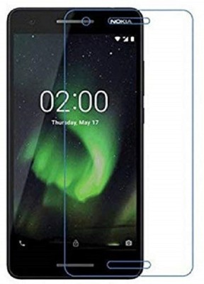 Power Tempered Glass Guard for Nokia 2.1(Pack of 1)