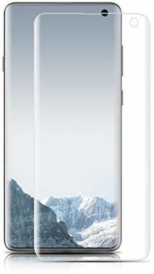 milestone mobile accessories Edge To Edge Tempered Glass for SAMSUNG GALAXY S10(Pack of 1)