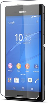 CellRize Tempered Glass Guard for Sony Xperia Z1(Pack of 1)
