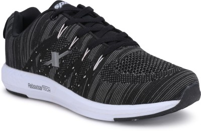 Sparx Men SM-519 Black Grey Sports Shoes