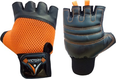 VICTORY lvin - 02 Gym & Fitness Gloves(Multicolor)