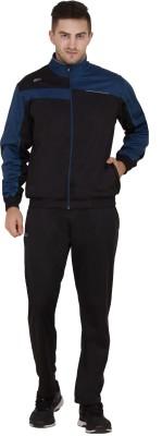 DIDA Solid Men Track Suit
