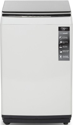 MarQ by Flipkart 10.2 kg with Tangle Free Wash Fully Automatic Top Load Grey(MQTLBG10)