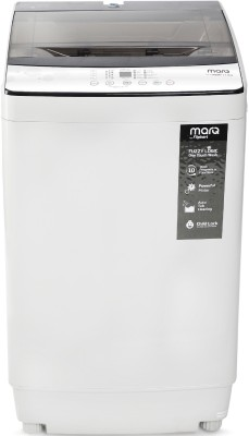 MarQ by Flipkart 7.2 kg with Twin Shower Technology Fully Automatic Top Load White(MQTLDW72)