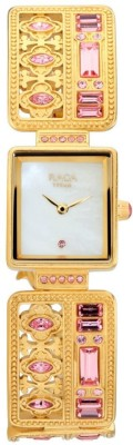 Titan NN95092YM01 Analog Watch - For Women