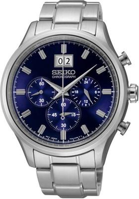 Seiko SPC081P1 Chronograph Analog Watch - For Men