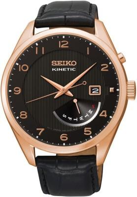 Seiko SRN054P1 Basic Analog Watch - For Men