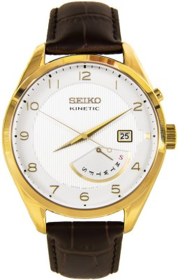 Seiko SRN052P1 Dress Analog Watch - For Men