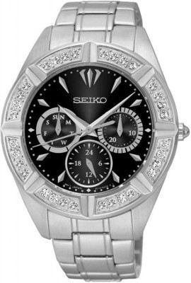Seiko SKY675P1 Basic Analog Watch - For Women