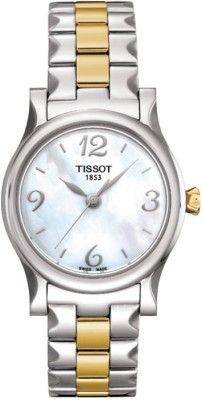 Tissot T028.210.22.117.00 Stylish T Analog Watch  - For Women