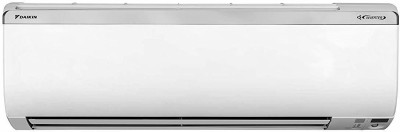 Daikin 1.5 Ton 3 Star Split Inverter AC  - White  (FTKT50TV16U, Copper Condenser)
