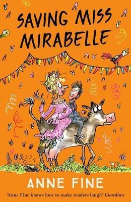 Saving Miss Mirabelle(English, Paperback, Fine Anne)