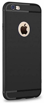 RVTCC Back Cover for Apple iPhone 6(Black)