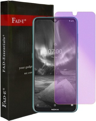 FAD-E Tempered Glass Guard for Nokia 7.2, Nokia 6.2(Pack of 1)