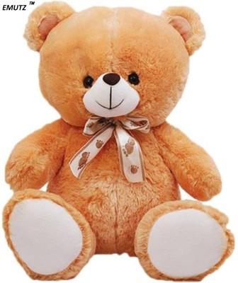 emutz 2 Feet Teddy Bear Jumbo   60 cm Color Brown   60 cm Brown