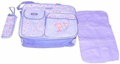 Mini Berry Baby Diaper Bags Waterproof Multifunctional DIAPER BAG Purple