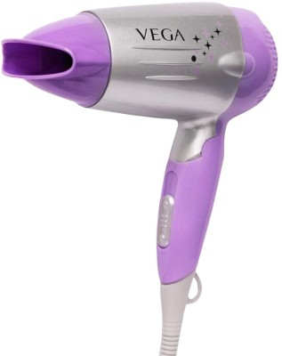 VEGA Galaxy 1100 VHDH 06 Hair Dryer(1100 W, Silver, Lavender)