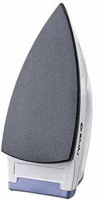 Bajaj New Popular 1000W  White/Lavender 1000 W Dry Iron White/Lavender