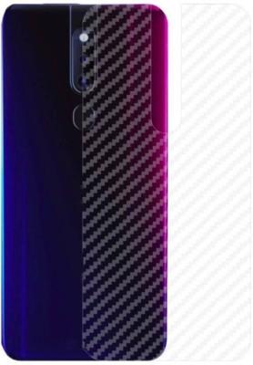 S-Design Back Screen Guard for OPPO F11 Pro, OPPO K3, Realme X(Pack of 1)