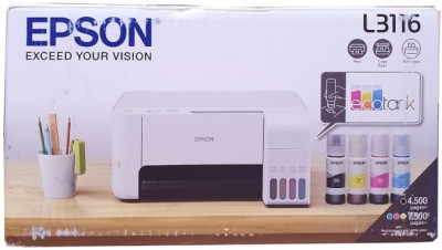 Epson Color Ink Tank Printer Multi function Color Printer